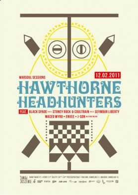 Hawthorne Headhunters - Warsoul