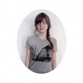 T shirts by Kin Ship Press