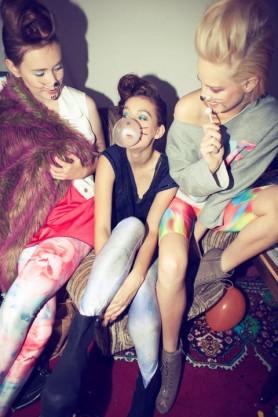 Young Polish Fashion   Muffin Wear