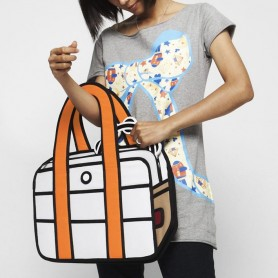 JumpFromPaper   cartoon bags!