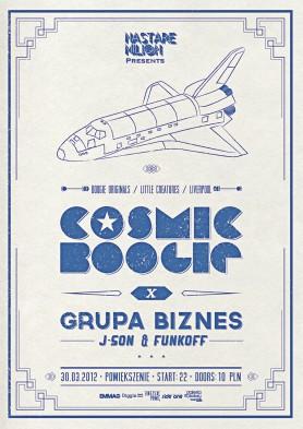 Cosmic Boogie   wywiad dla Diggin.pl